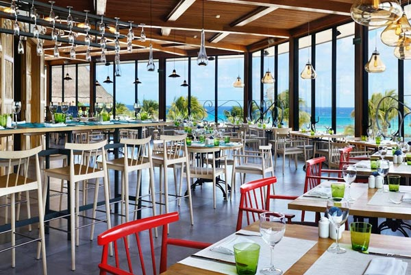 Restaurants & Bars - Catalonia Playa Maroma - All Inclusive Resort & Spa